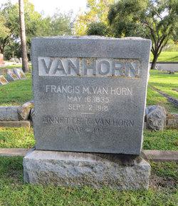 Annette T. <i>Jubbs</i> Van Horn
