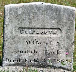 Elizabeth Back