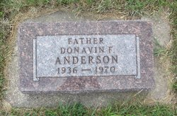 Donavin Fingal Anderson