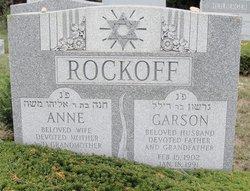 Garson <i>Garelik</i> Rockoff
