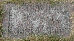 Hannah Sofia <i>Berg</i> Bangen