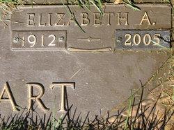 Elizabeth Ann Betty <i>Frank</i> Degenhart