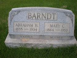 Abraham Hartzell Barndt