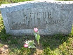Elizabeth S <i>Sealy</i> Arthur