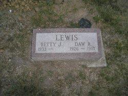 Betty J <i>Barrett</i> Lewis