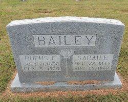 Sarah Ermine <i>Renfro</i> Bailey
