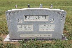 James Alfred Jim Barnett