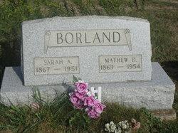 Matthew D. Borland