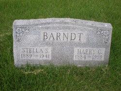 Harry Cressman Barndt