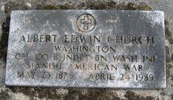 Albert Edwin Church