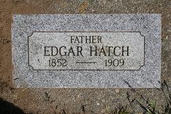 Edgar Alonzo Hatch