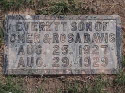 Leonard Everett Davis