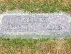 Martin Edward Melum