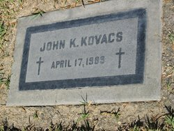 John K. Kovacs