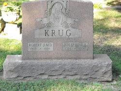 Josephine Elizabeth <i>Cosgrove</i> Krug