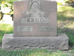 Dr Robert Joseph Krug