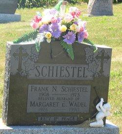 Margaret E <i>Wadel</i> Schiestel