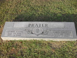 James Chester Prater