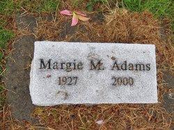 Margie M. Adams