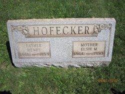 Elsie Minerva <i>Roddy</i> Hofecker