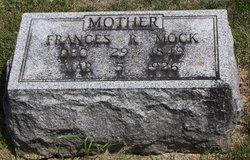 Frances Robbins <i>Houlsby</i> Mock