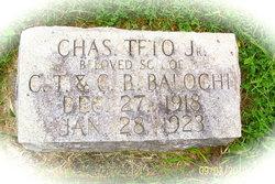 Charles Teto Balochi, Jr