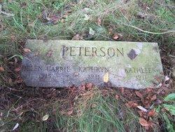 Helen Carrie Peterson