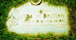 Ida H. <i>Zick</i> Bastian