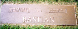 Myrtle L. <i>Bastian</i> Bastian