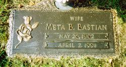 Meta B. <i>Brusewitz</i> Bastian