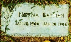 Norma Bastian