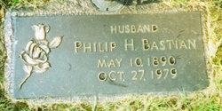 Philip H. Bastian