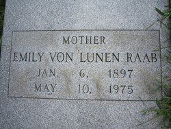 Emily E. <i>Von Lunen</i> Raab