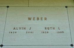 Alvin J Weber
