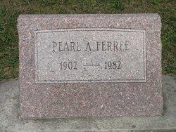 Pearl A <i>Winters</i> Ferree