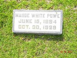 Maude <i>White</i> Powe