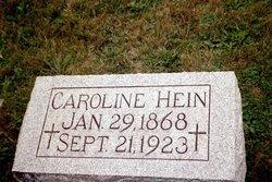 Caroline <i>Gast</i> Hein