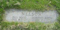 Dorothy Jane <i>Boyce</i> Nelson