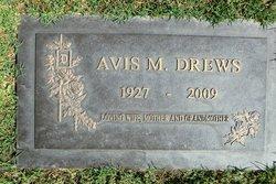 Avis M Drews