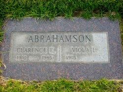 Clarence E. Abrahamson