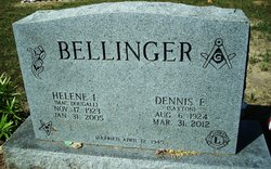 Helene Irene <i>MacDougall</i> Bellinger