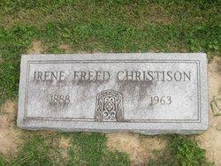 Irene <i>Freed</i> Christison