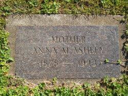 Anna M. Ashley