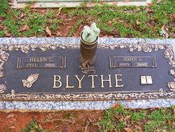 Helen <i>Christopher</i> Blythe