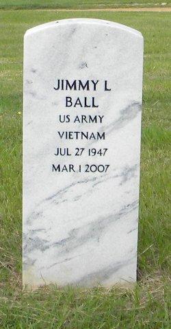 Jimmy L Ball