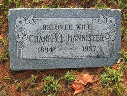 Charity E. <i>Wood</i> Bannister