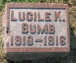 Lucile K Bumb