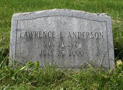 Lawrence L. Pete Anderson