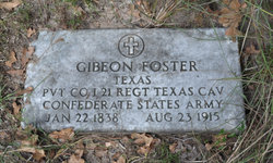 Gibeon Ainsworth Foster