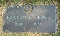 Edward R. Block